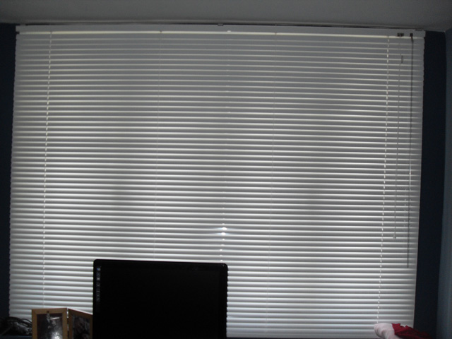 Installed Miniblinds at Ortigas Ave. Pasig City Philippines