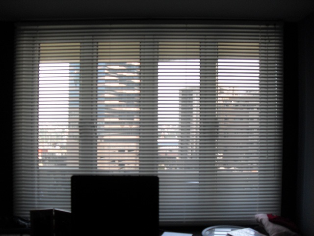 Miniblinds Installed at Otigas Ave. Pasig City Philippines