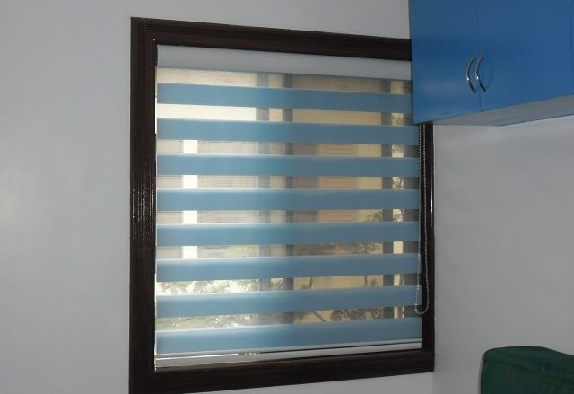 Installed Combi-Blinds at Diliman, Quezon City