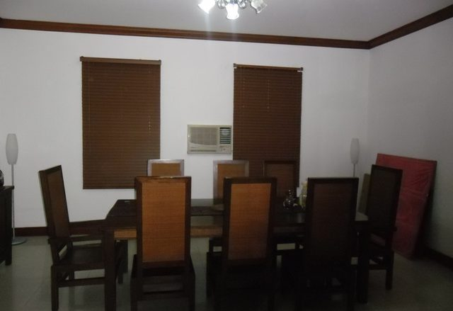 Installed Real Wood Blinds at Cavite City, Philippines