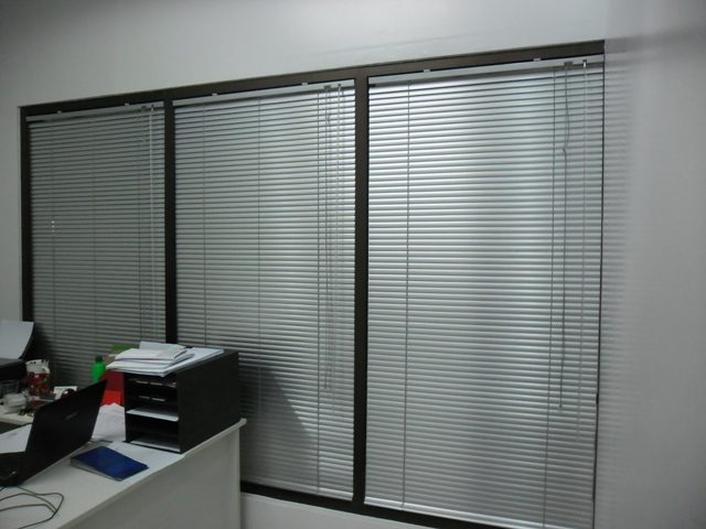 Venetian Blinds at One Metropolitan Place, Pasay City
