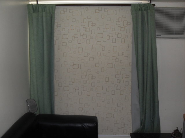 Printed Roller Blinds of DS Windows & Walls Interior Supply