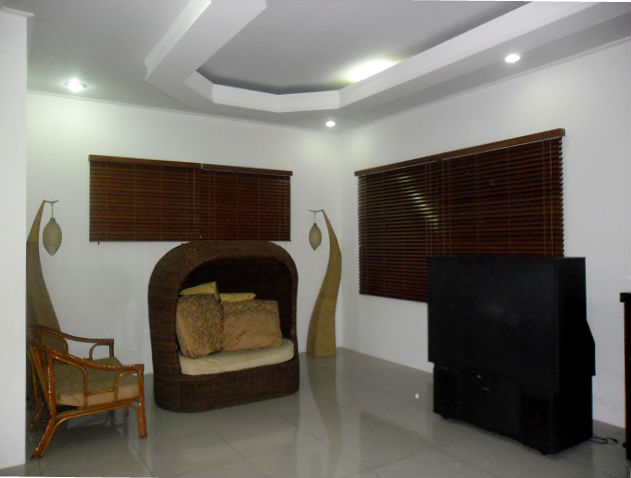Wood Blinds Installation at Pasig City, Philippines