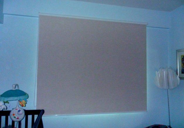 Blackout Roller Blinds for Nursery Room