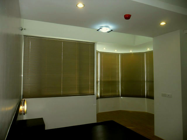 Venetian Blinds Installation at Cubao, Quezon City, Philippines