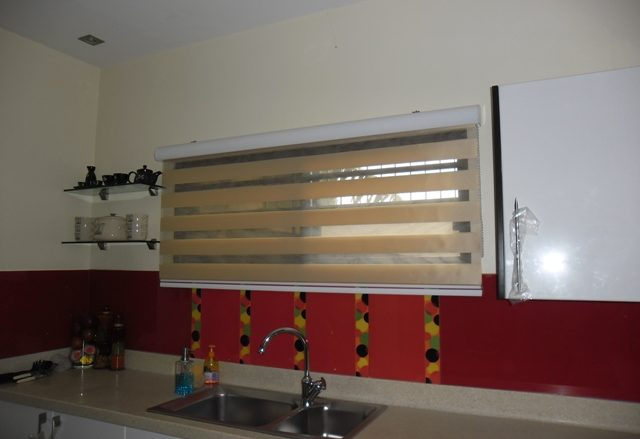 Combi Blinds Installed at Angono Rizal, Philippines