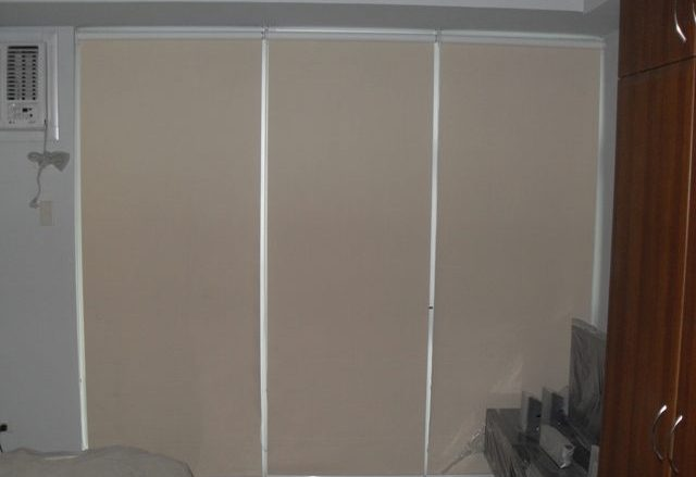 Blackout Roller Blinds Installed at Ermita Manila , Philippines