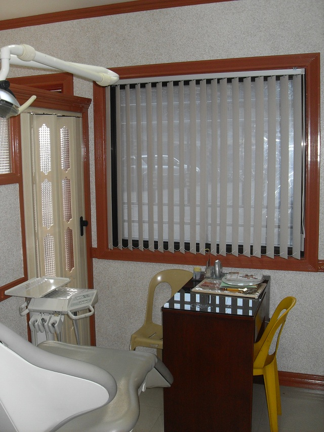 Accordion door for clinic brgy highway hills for French accordion doors