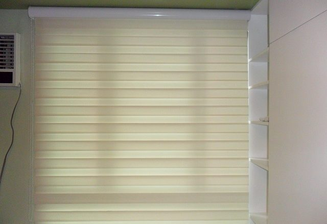 Combi Blinds Installed at Pasay City , Philippines
