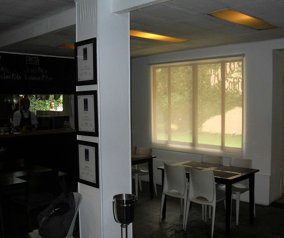 X3004 White Color of Sunscreen Roller Blinds