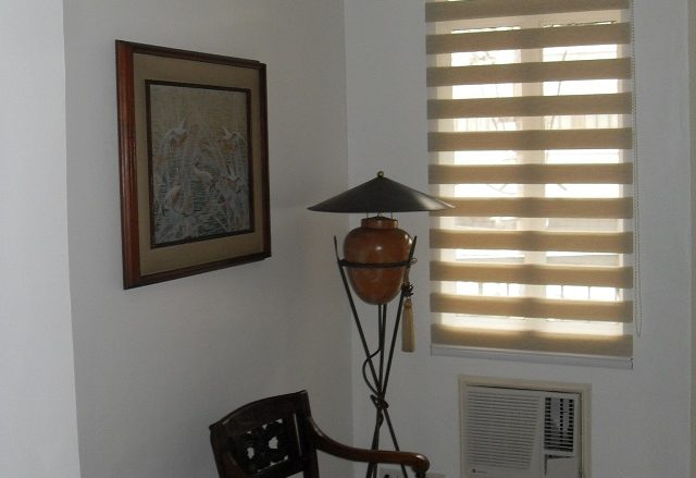 Combi Blinds Installed at Makati City, Philippines