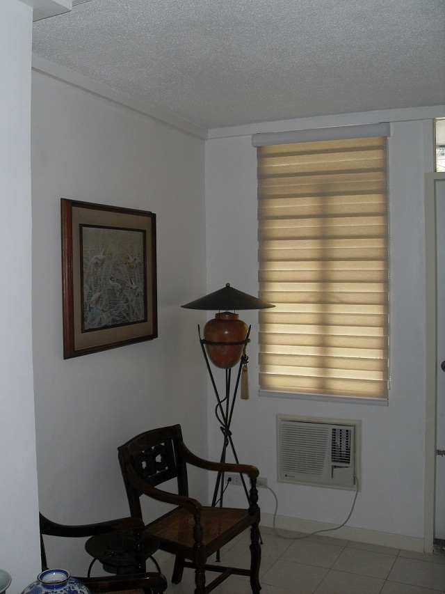 Change the aura of your room with combi blinds makati city Robinson s home furniture philippines