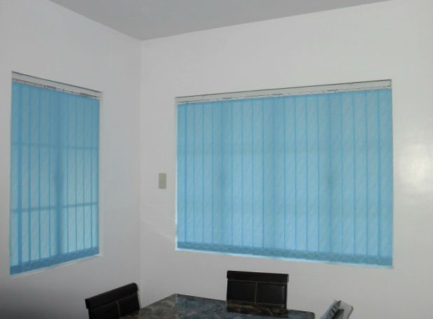 Fabric Vertical Blinds to Freshen Up and Beautify your Home