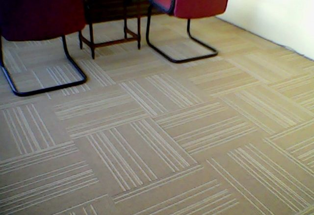 Latitude Carpet Tile in Ayala Avenue, Makati City, Philippines