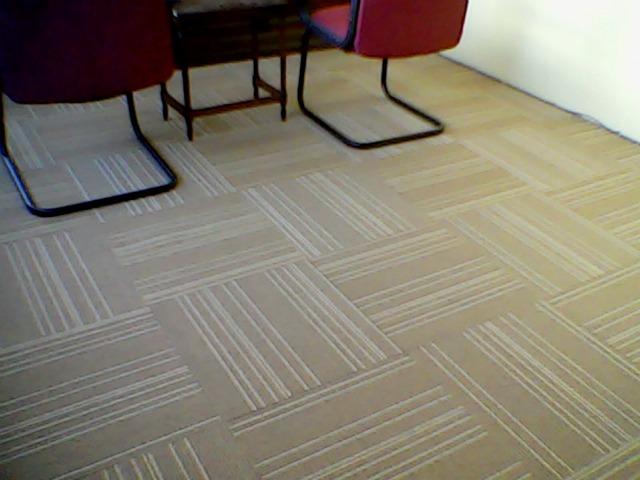 Latitude Carpet Tile in Ayala Avenue, Makati City, Philippines