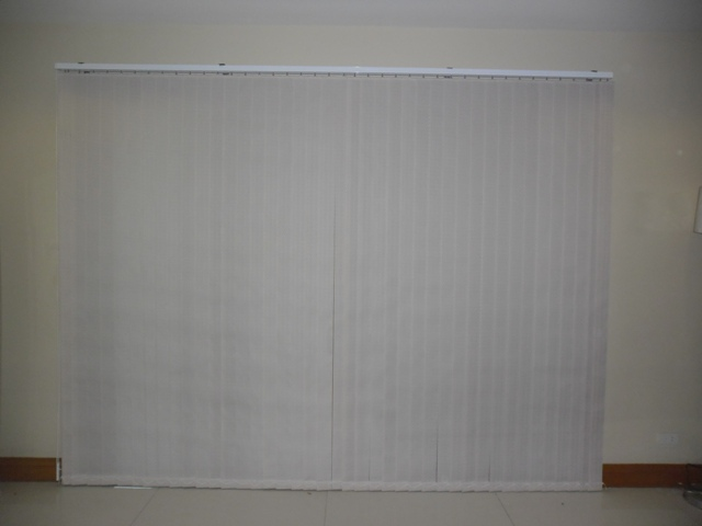 Chic and Unique Fabric Vertical Blinds in Paranaque City, Philippines