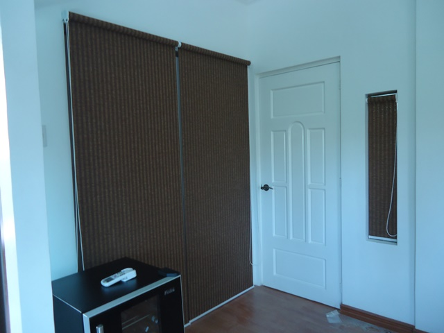 Installation of Roller Blinds at Imus Cavite, Philippines