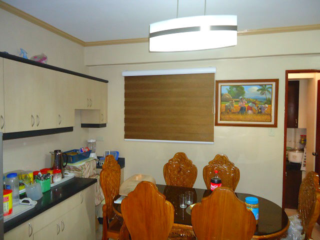 Installed Combi Blinds in Royal Palms, Acacia Estates, Taguig City