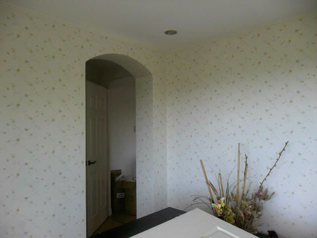 Vinyl Wallpaper Installed in Leveriza, Pasay City, Philippines