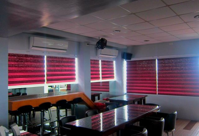 Combi Blinds Installed at Salcedo Village, Makati City, Philippines