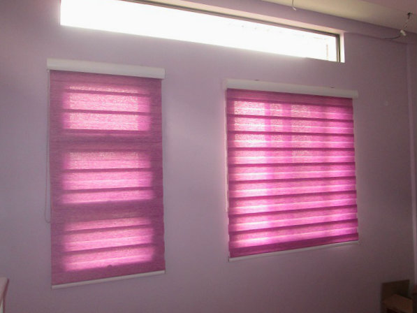 Comni Blinds Installation at Binan Laguna, Philippines