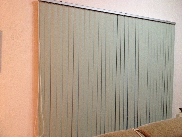 Chic and Affordable PVC Vertical Blinds in Sta. Mesa, Manila