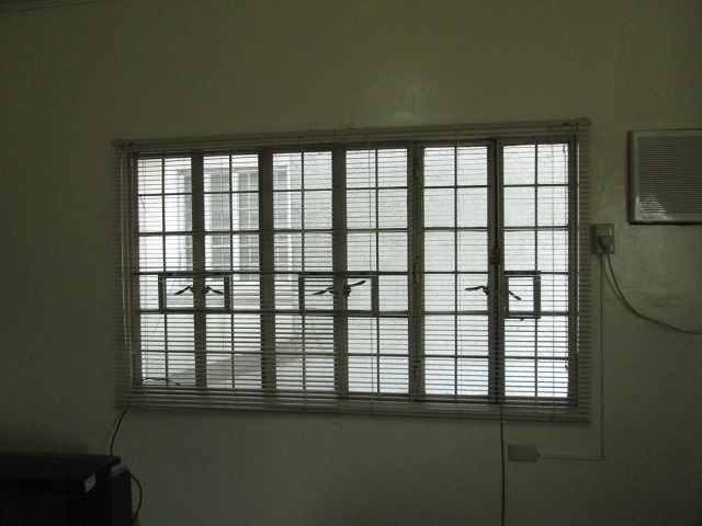 Venetian Blinds Installed in Marikina City