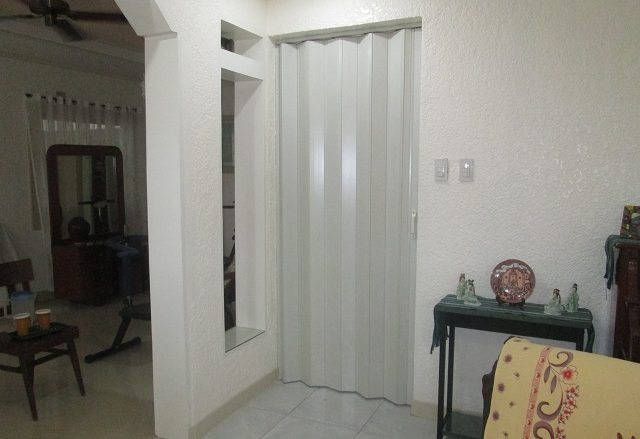 Folding Door Installed in Global City, Taguig