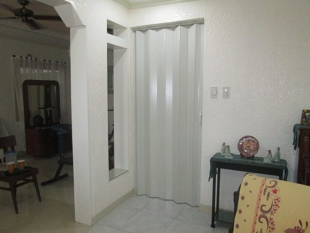 Folding Door Installed in Global City, Taguig
