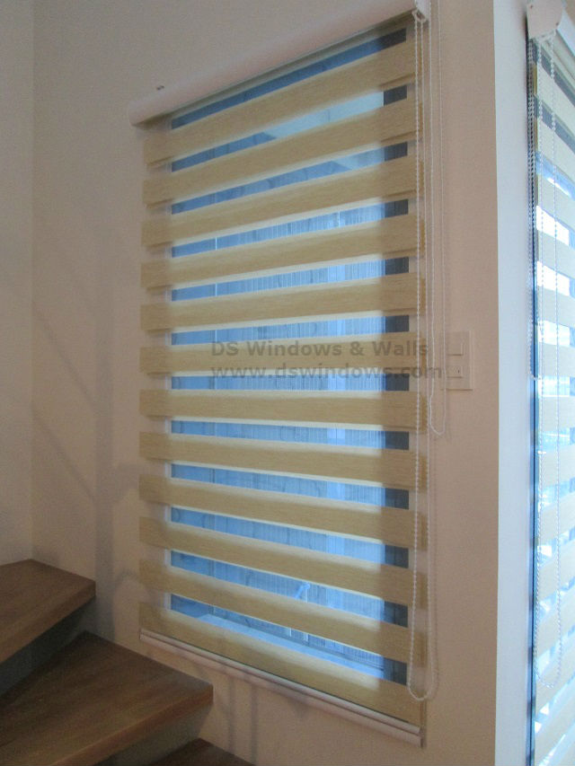Combi LOSA Blinds - W203 Beige