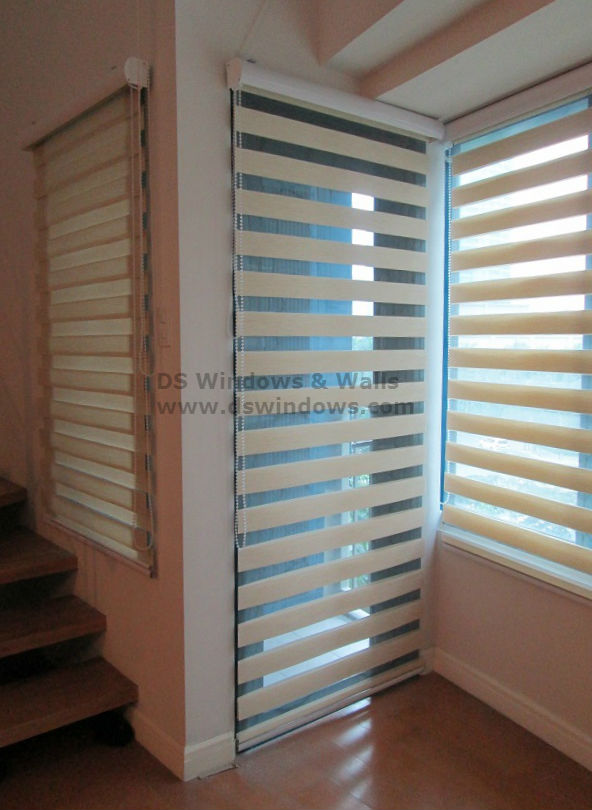 Combi Blinds in Cavite, Philippines
