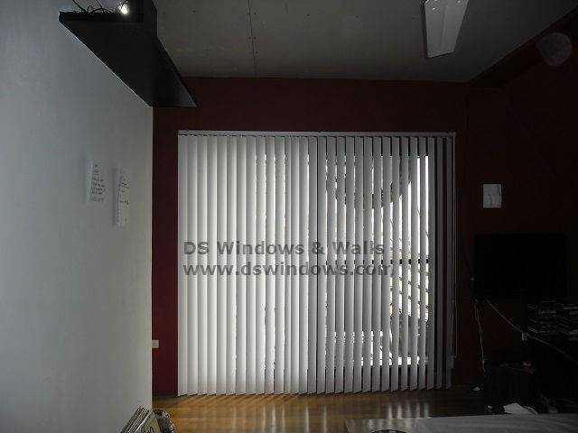 PVC Vertical Blinds in BF Homes, Paranaque City