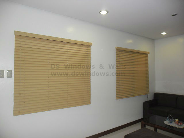 Faux Wood Blinds in Old Balara, Quezon City