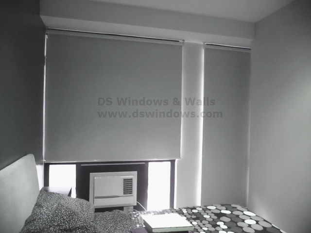 Blackout Roller Blinds for Rainy and Cold Season