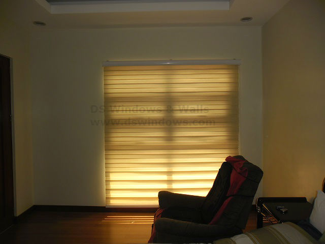 Combi Blinds in Dipolog City, Mindanao