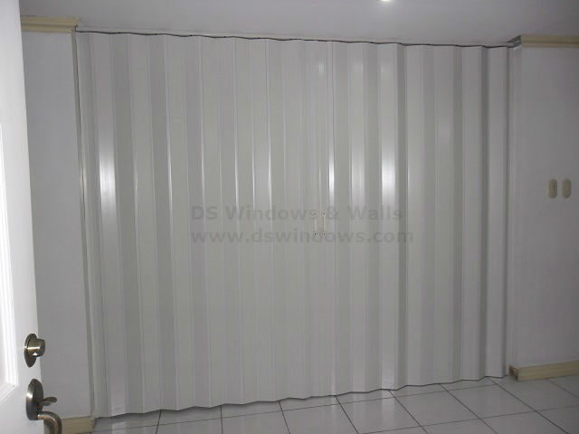 Folding Door Installed in Trece Martires City, Cavite