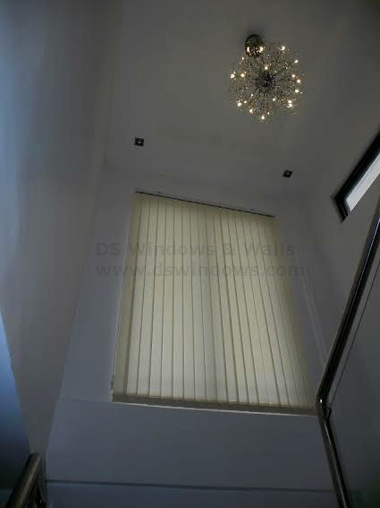Installed Fabric Vertical Blinds in Don Bosco, Paranaque City