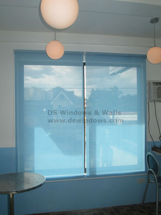 Sunscreen Roller Blinds Installed in Cainta, Rizal