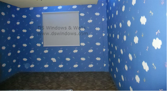 Roller Blinds Installed in Old Balara, Quezon City
