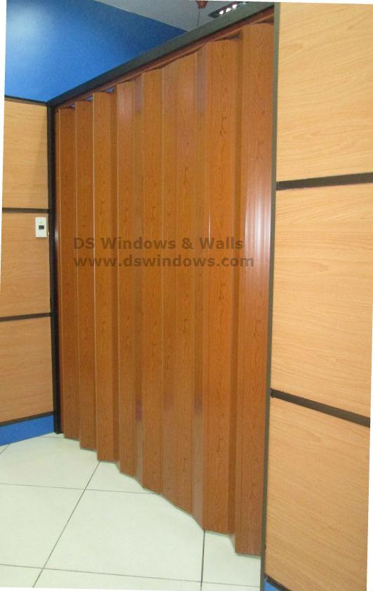 Pvc Accordion Door In Rosario Pasig City More Convenient Rather