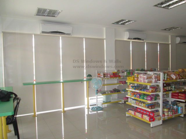 Roller Blinds Installed In Palana, Makati City