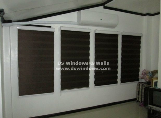 Combi Blinds for Comfortable Room Ambiance