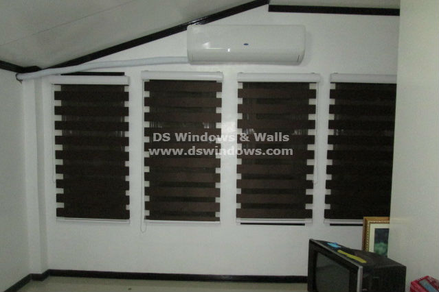 Easy to Control and Stylish Combi Blinds