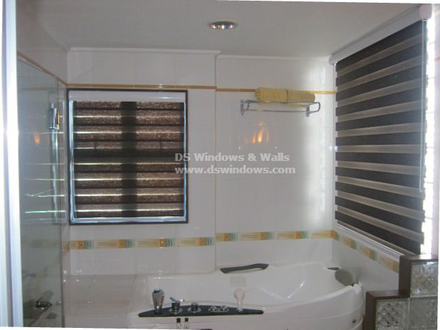 Combi Blinds Installed in Lucena City