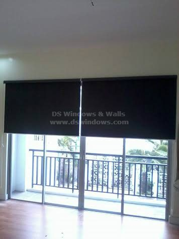 Chic and Functional Blackout Roller Blinds