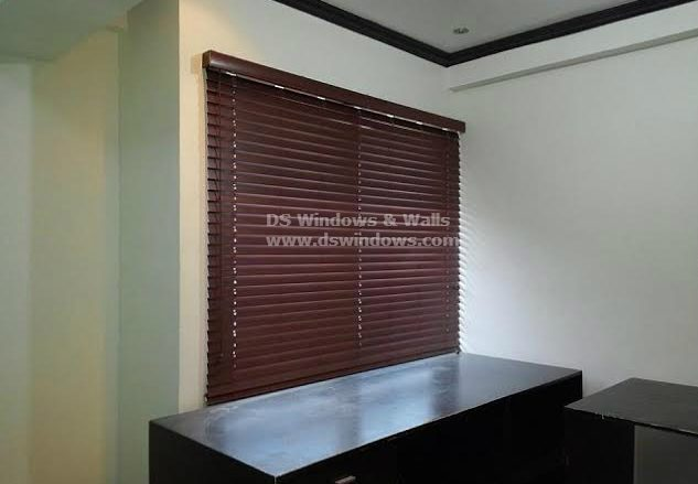 Affordable and Durable Faux Wood Blinds