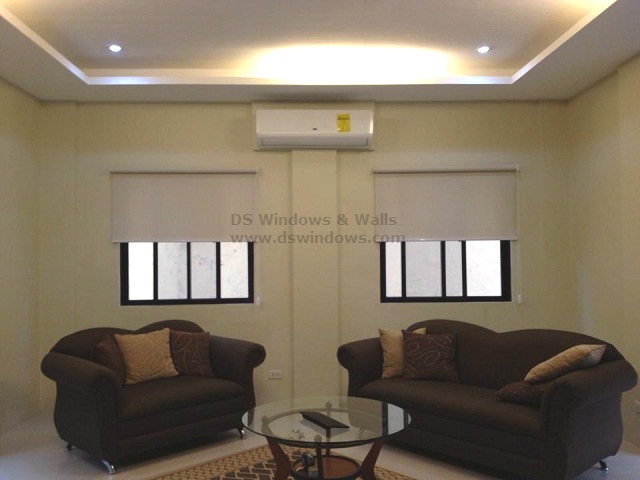 Roller Blinds Installed in Kamuning, Quezon City