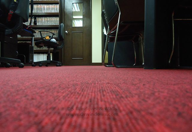 Carpet as Excellent Sound Absorber