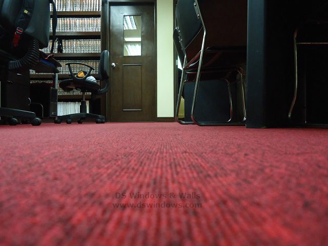 Carpet as Excellent Sound Absorber