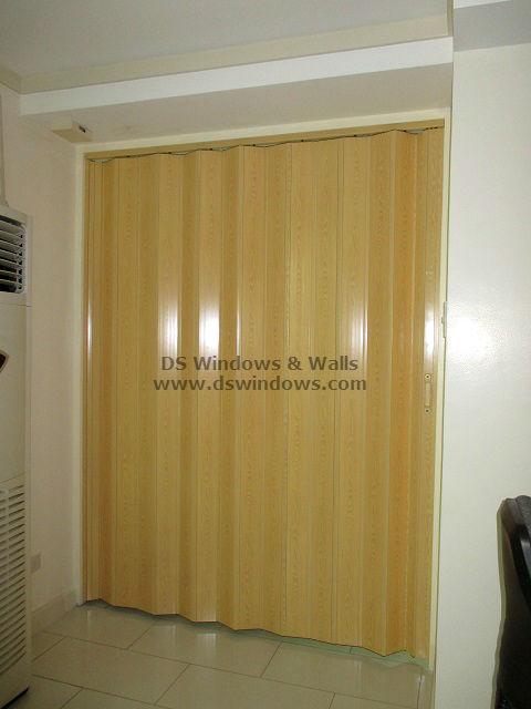 Accordion Door Installed in B.F. Homes, Parañaque